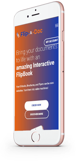 Flip-A-Doc | Get your next Interactive FlipBook from our mobile-friendly site